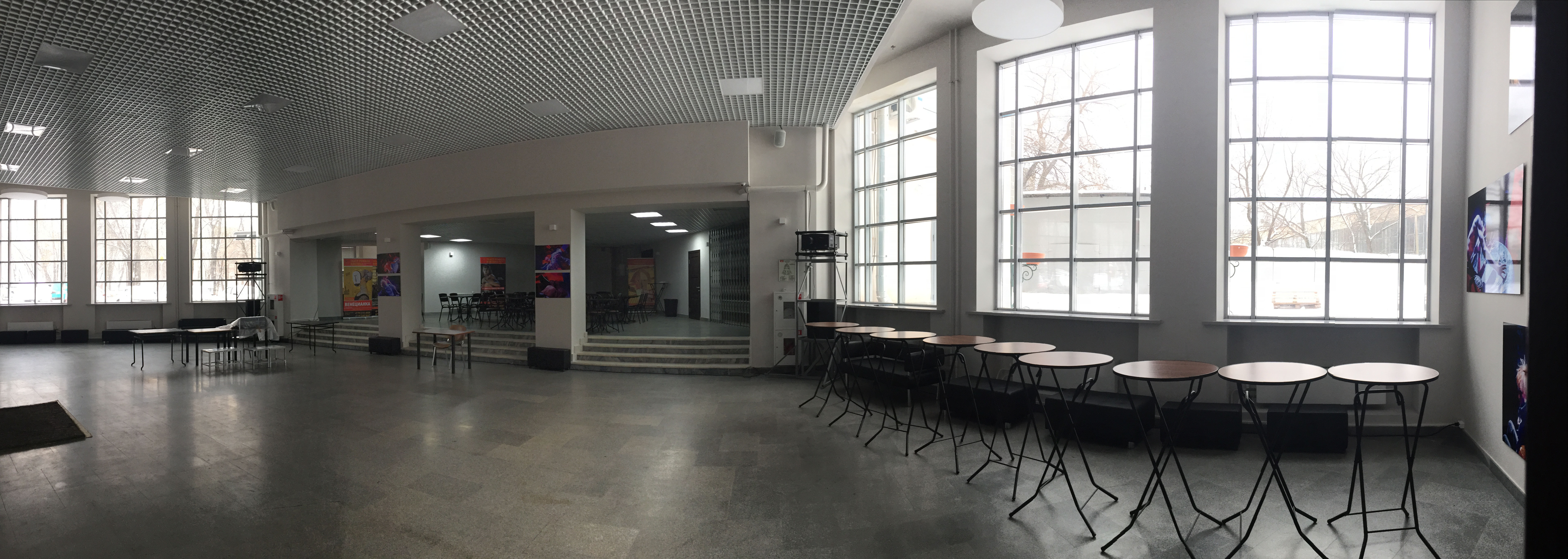 Театр виктюка схема зала фото