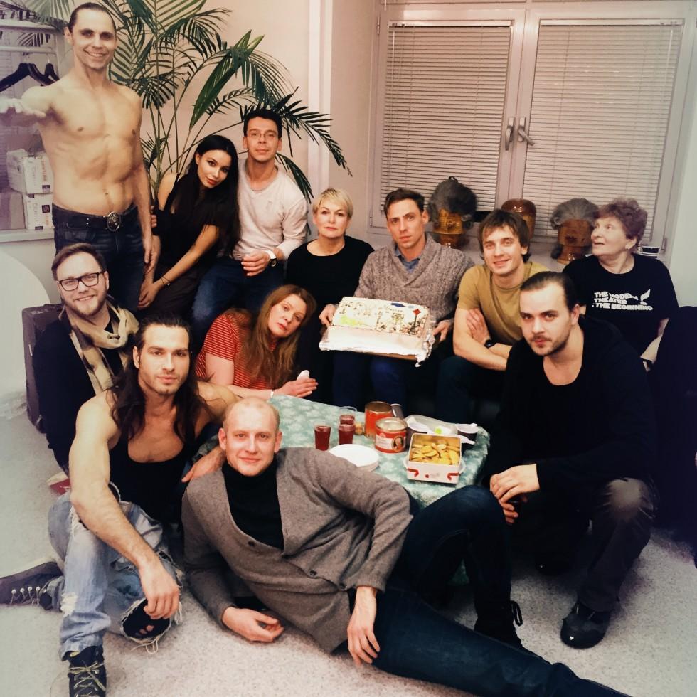 Творческая группа спектакля «Мастер и Маргарита»